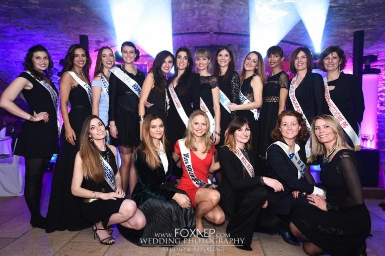 les 25 ans du comité miss bourgogne à savigny les beaunes