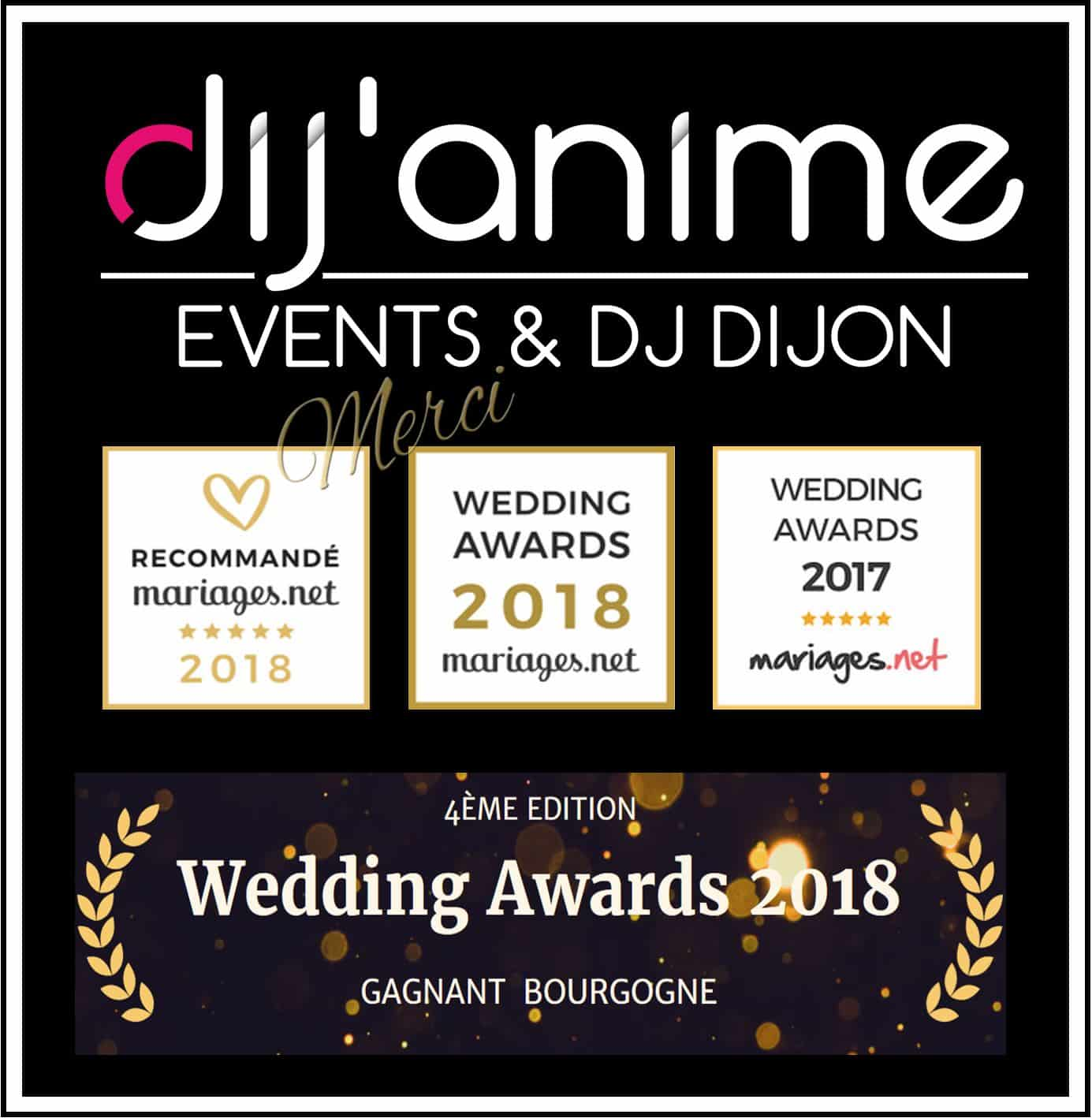 wedding awards 2017 avis et recommandations Dij'anime