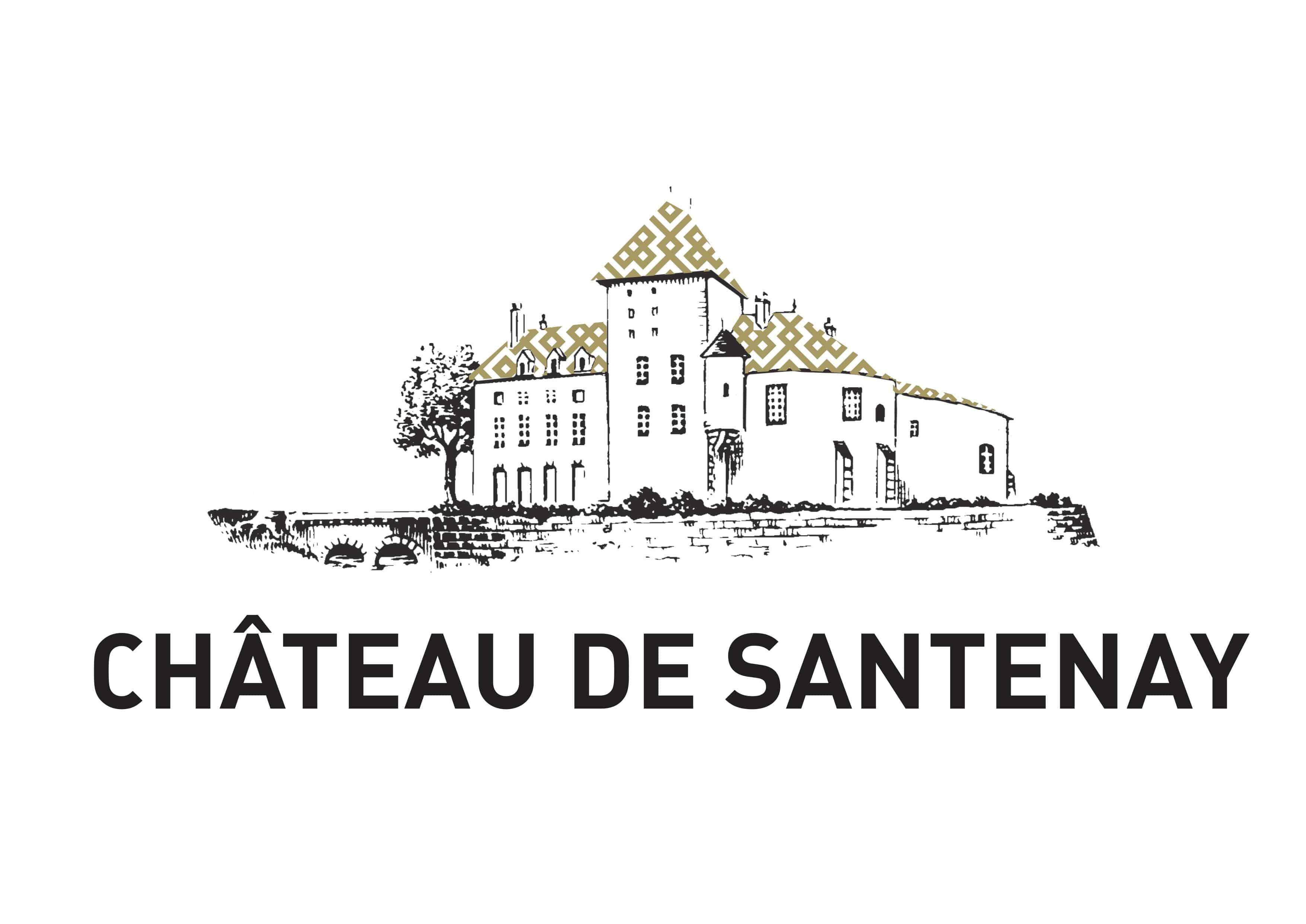 Le Château de Santenay - Salle de réception