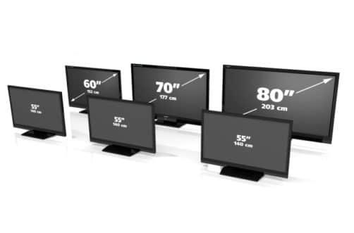 Téléviseur TV led LCD écran .